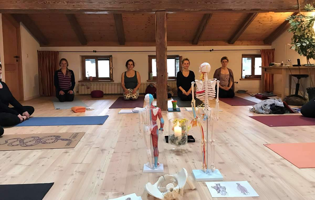 Yoga-Ausbildung FOUNDATIONS of YOGA (3)