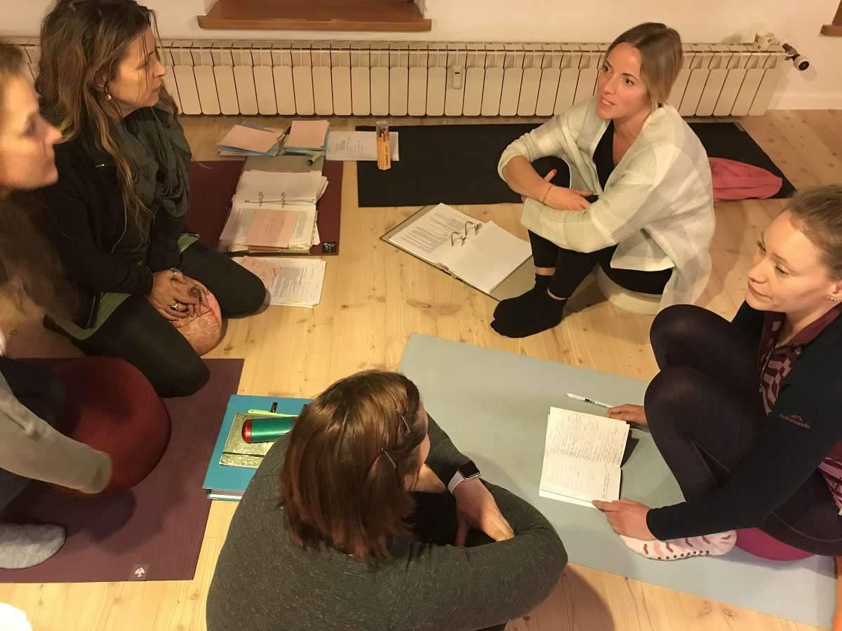 Yoga-Ausbildung FOUNDATIONS of YOGA (70)
