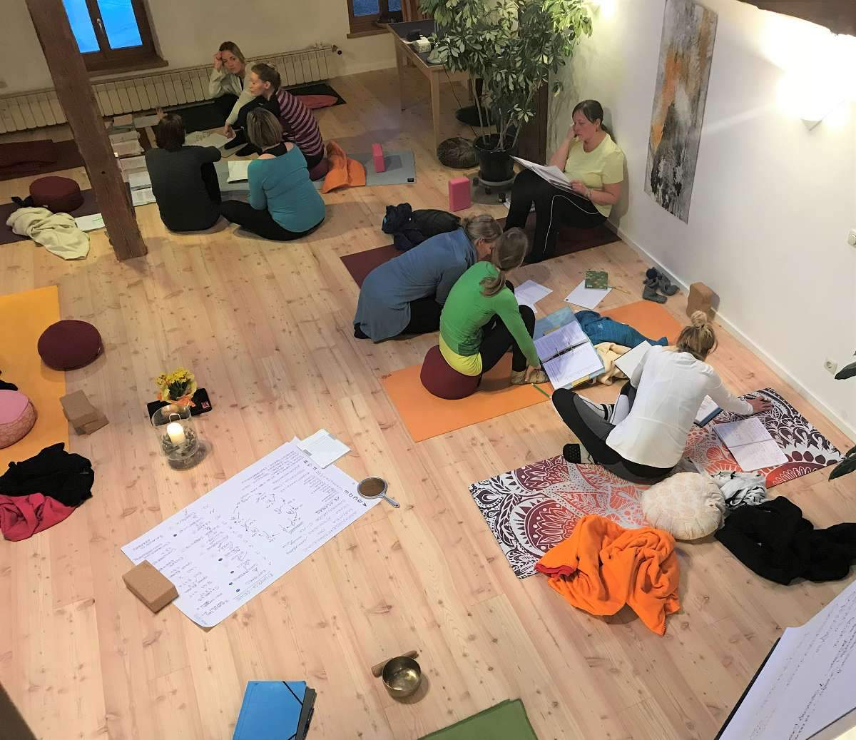 Yoga-Ausbildung FOUNDATIONS of YOGA (8)